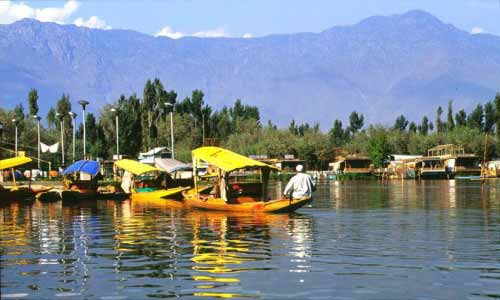 7 Days Kashmir Package