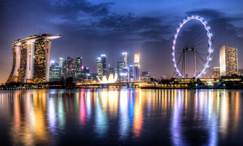 Singapore Malaysia Thailand Package