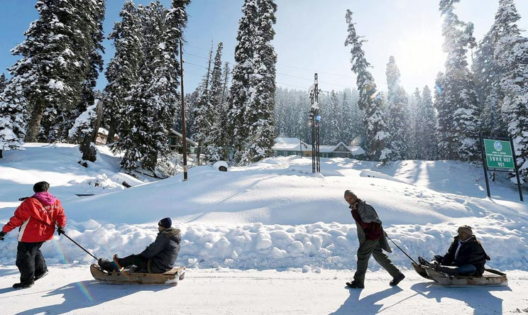 Kashmir Winter Special Package