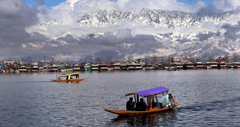 Shayas Romantic Kashmir Package