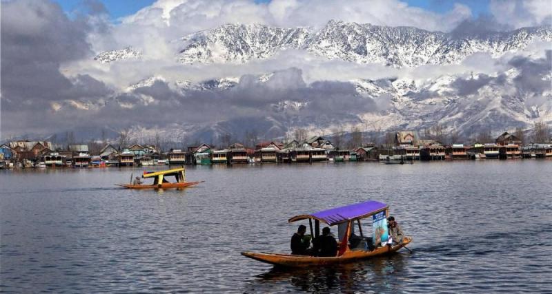 Kashmir The Lonely Paradise Tour