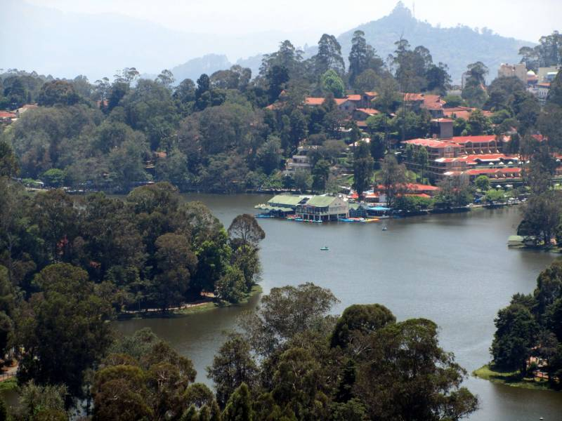 Bangalore Mysore Ooty Kodaikenal Tour Packages