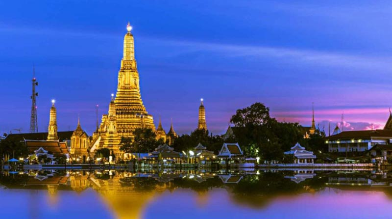 Bangkok, Koh Sumai 3N/4D Package