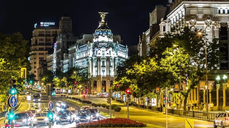 Spain 6N/7D Package