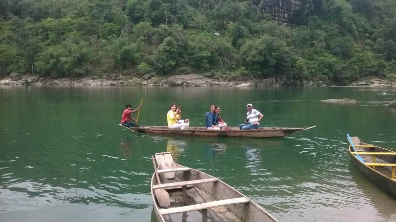 Guwahati, Shillong, Cherrapunjee, Mawlynnong, Dawki, Kaziranga, Sibsagar, Tinsukia, Tezpur Tour