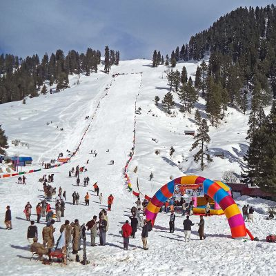Shimla Honeymoon Package 6 Days Tour