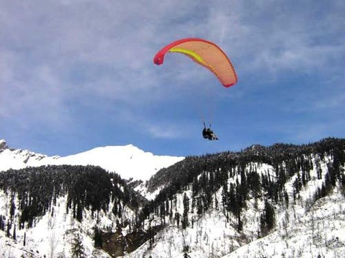 Shimla With Manali Tour 7 Days