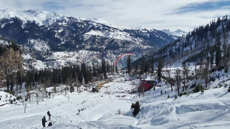 Manali with Dharamshala Tour 4 Days