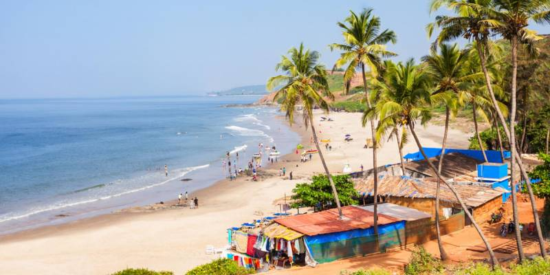 Spellbinding South Goa Tour