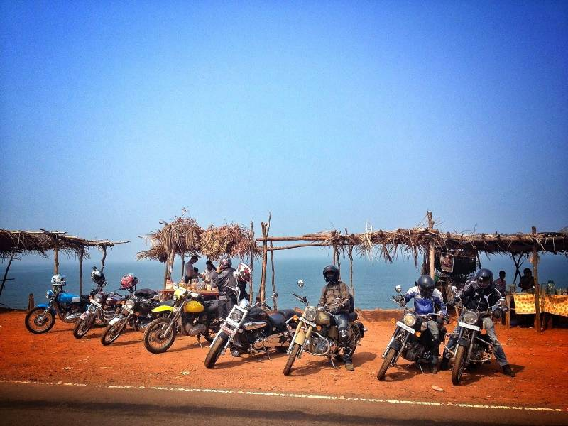 Bike Like A Local (Motorbike Tour)