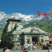 5 Days Chardham Yatra Helicopter Package