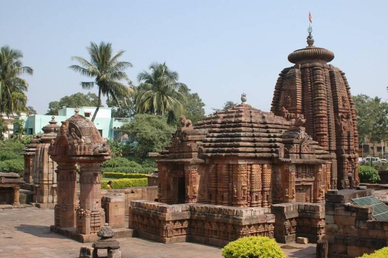 Temple Tour Odisha Tour
