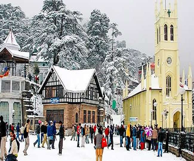 Himachal With Jaipur Tour