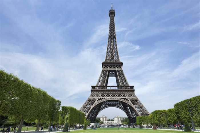 Best Of Switzerland And Paris Tour