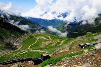Lingti Valley Trek Spiti Tour