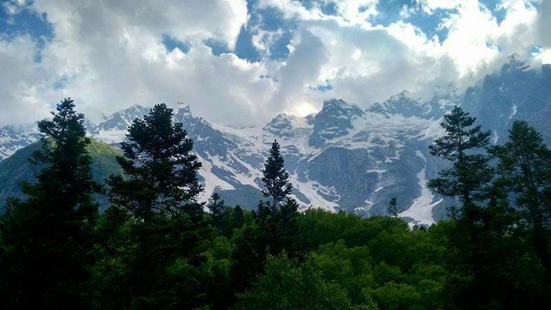 Rakhtisar-The Great Himalayan National Park (Sainj, Kullu)- Strenous - 5 Days Tour