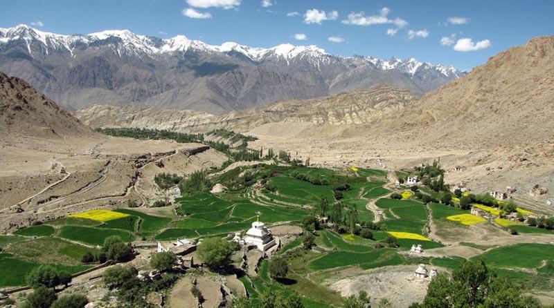 Ladakh Tour 4N 5D