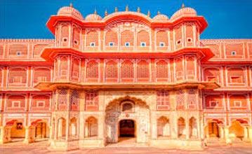 Agra & Jaipur Tour (Ex - Delhi)