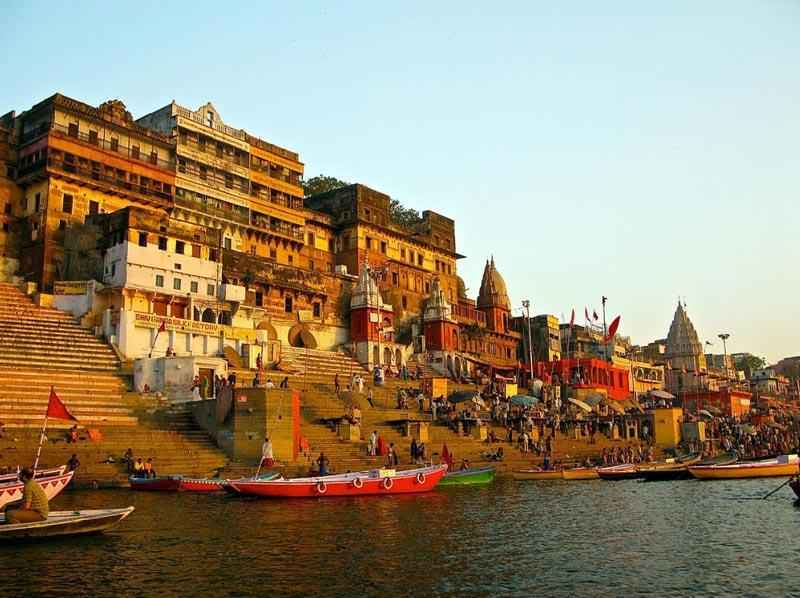 Golden Triangle And Varanasi Tour