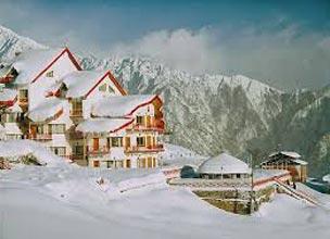 Honeymoon In Kashmir 5N 6D Package