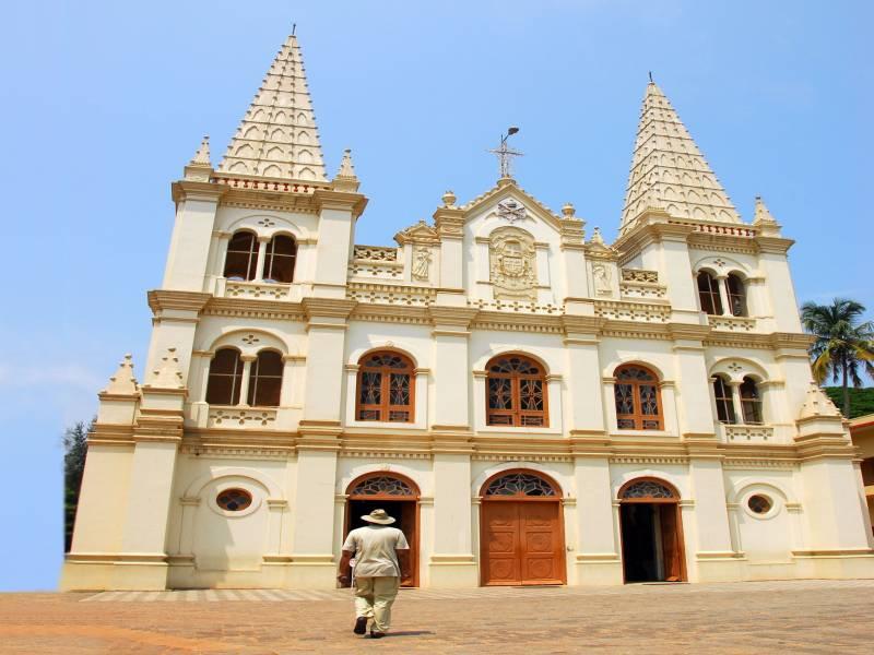 Kerala Triangle Tour
