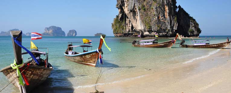 Around Thailand Tour Packages