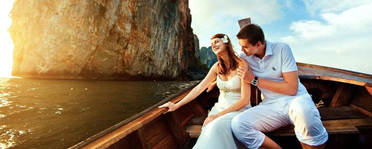Romantic Thailand Tour Packages