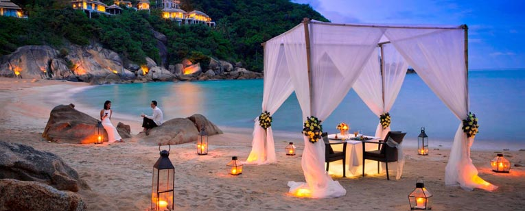 Dream Honeymoon Gateway In Thailand 5n Tour
