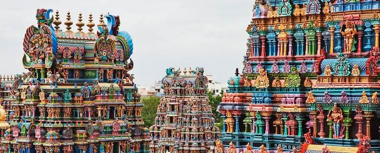 Pilgrimage Tour Packages Of Tamilnadu Package