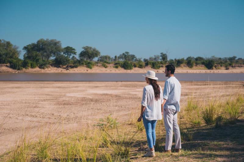 5 Days Explore South Luangwa Bush Camping Tour