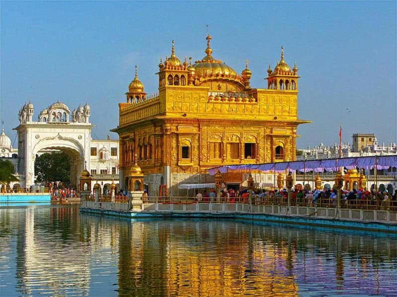 Package Type - Amritsar - Shimla - Manali - Amritsar 5 Nights 06 Days Holiday Package