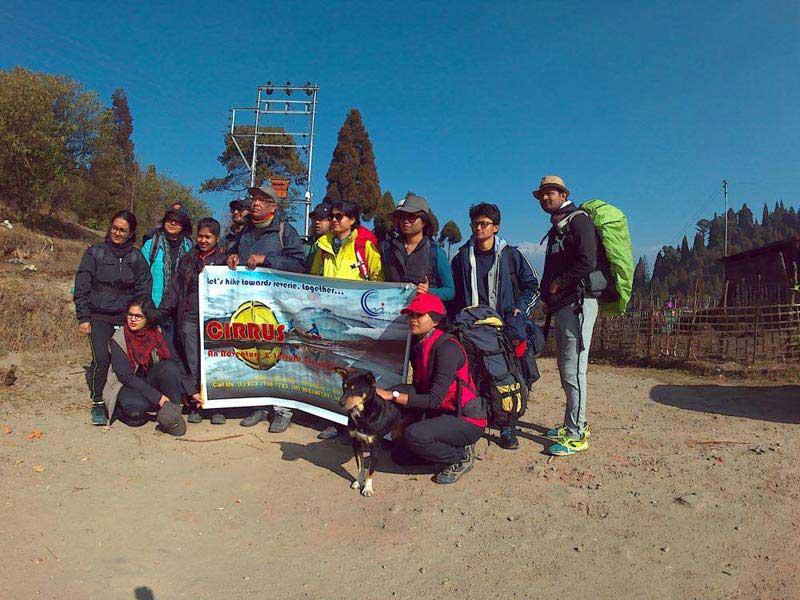 Trek To Sandakphu Tour