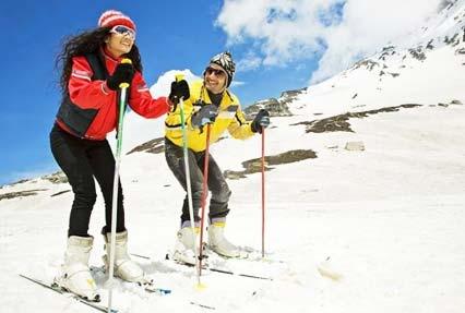 Shimla - Honeymoon Package