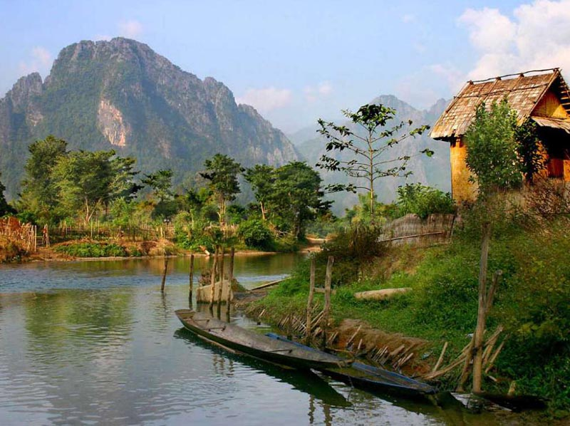 Laos - Along The Mekong Package