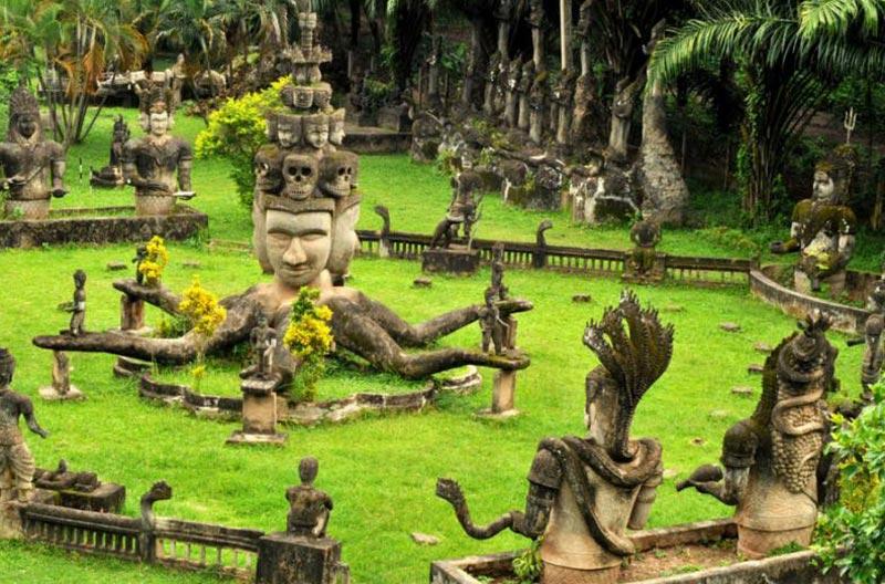 Laos Sonata Tour