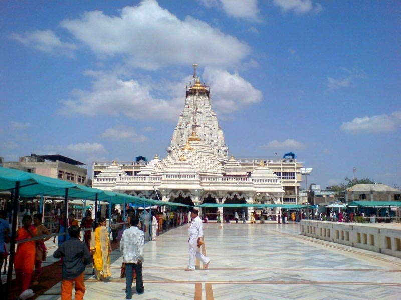 Gujarat Jain Temple Tour
