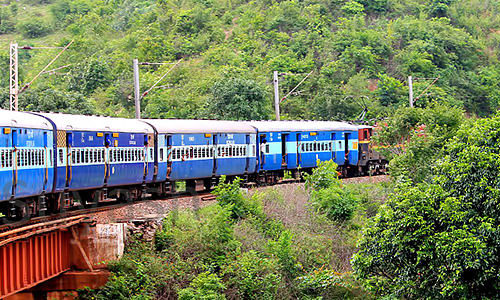 Vizag - Araku - Hyderabad Tour