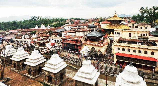 Muktinath Pashupatinath Darshan Yatra Package