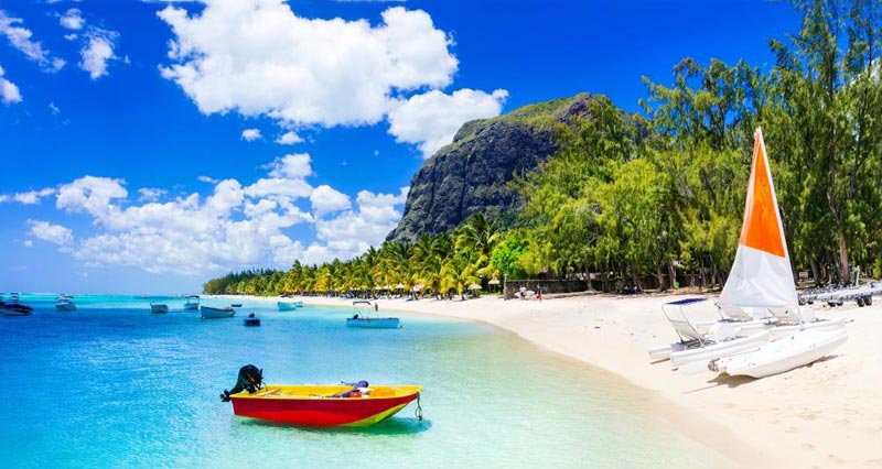 Mauritius Honeymoon Special Package