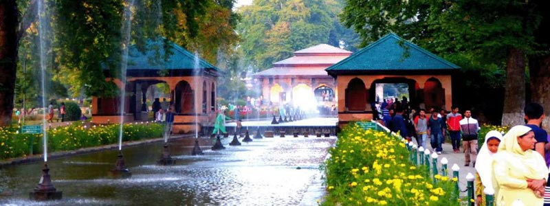 Kashmir Tour Package 6 Nights/7 Days Tour