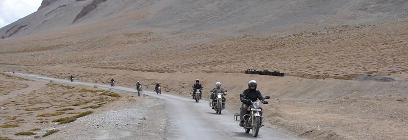 Bike Tour From Manali - Srinagar Via Ladakh Tour