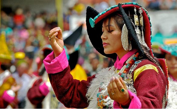 Ladakh Festival 1-15 Sep Package