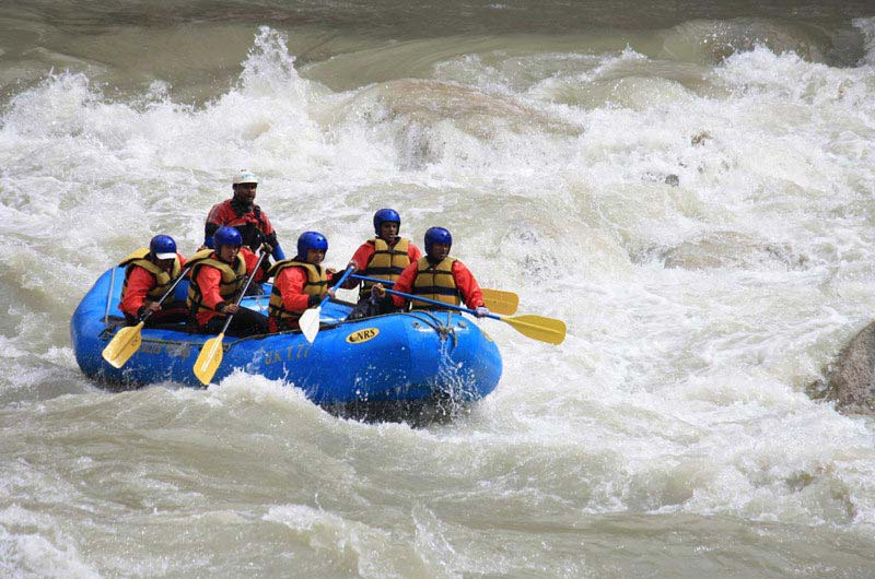 Rafting In Leh Tour