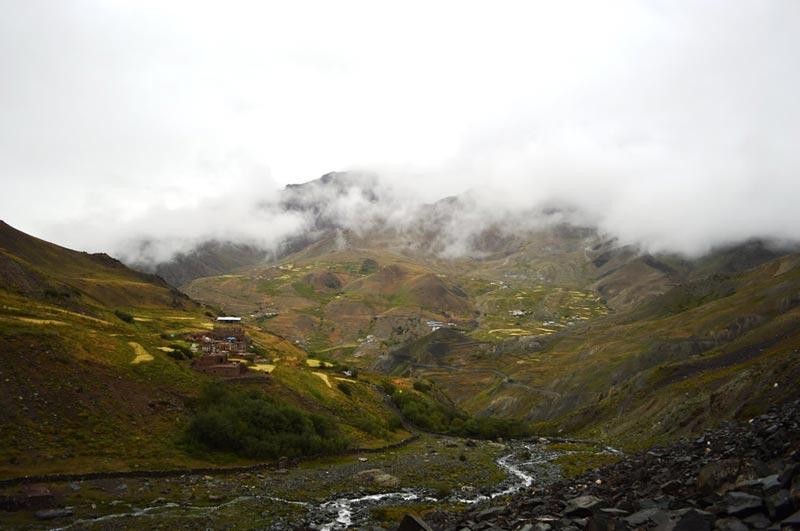 Sapi Valley Trek Pacxkage