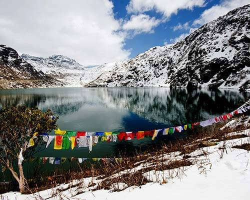 North Sikkim Winter P Ackage For 4 Nights/ 5 Days