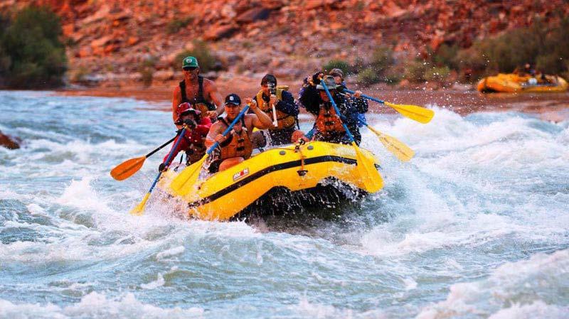 Rishikesh Camping & Rafting 1 Night 2 Day's Package ...