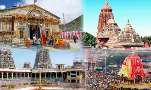 Char Dham Yatra From Haridwar Tour