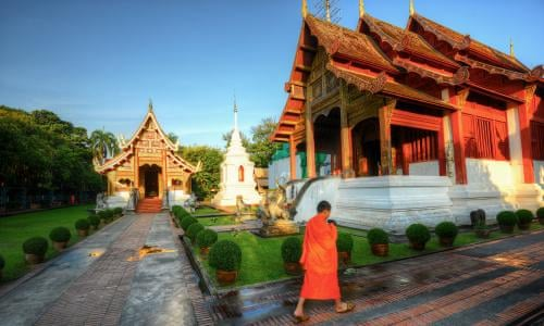 Bangkok With Chiang Mai Tour