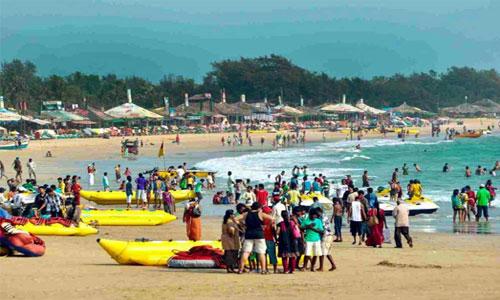 Radisson Goa Candolim, Goa Tour