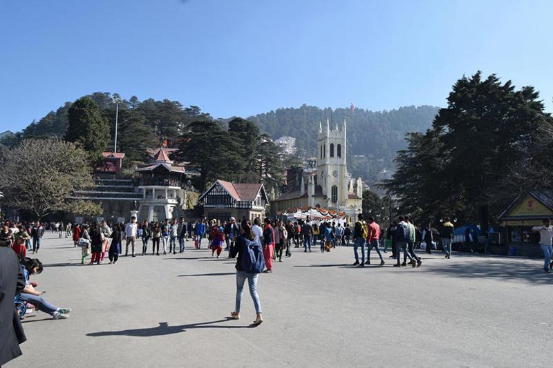 Memorable Shimla Tour Package From Delhi